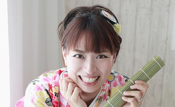 寿司大学 ロール巻子